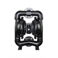China Portable Air Operated Diaphragm Waste Oil Pump , 1.5 Diaphragm Pump on sale