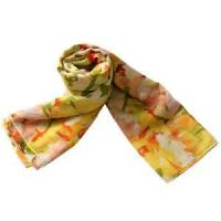Wholesale Nice Printed 100%Silk Scarf (HP-2309) from china suppliers