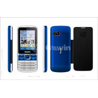 Wholesale 2.4 Inch 8G Bar mobile phone with leather case and Support MP4 player from china suppliers