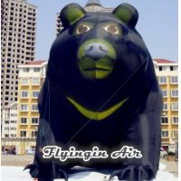 Wholesale Customized 10m Height inflatable Brown Bear for Square Decoration from china suppliers