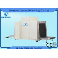 Wholesale 100*80cm Opening Size Airport Baggage Scanners Dual View X ray Baggage scanner from china suppliers