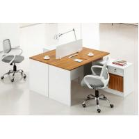 Quality Popular 4 Seat Office Wooden Computer Workstation DesignCubicle Desk for sale