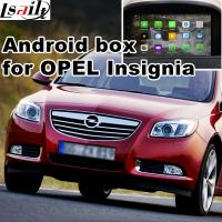Wholesale Android Car Navigation Box Interface For Buick Regal Opel Vauxhall Insignia from china suppliers