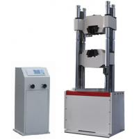 Wholesale Digital Display Hydraulic Universal Testing Machine with High Pressure Pump from china suppliers