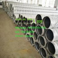 Wholesale Oasis factory supplies stainless steel water well drilling wedge wire johnson screens from china suppliers