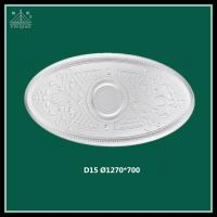 Wholesale High quality interior decorative gypsum ceiling center from china suppliers