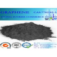 Wholesale Lithium Battery Chemistry Graphene CAS 7782-42-5 For Producing Plane / Car / Satellite from china suppliers