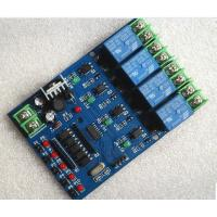 Wholesale Smart Control PCB Board Manufacturing , Lead Free HASL PCB Assembly Services from china suppliers