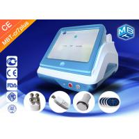 Wholesale Vacuum Radio Frequency Lipo Laser Slimming Machine , laser lipolysis machine for Salon from china suppliers