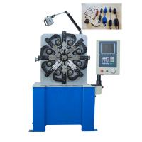 Versatile Extension Spring Coiling Machine With Spinner And Gas Cylinder