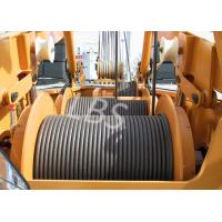 Quality High Speed Electric Winch Machine / Electric Power Winch For Platform And for sale