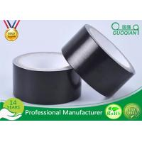 Wholesale Black Color PE Coated Economy Cloth Duct Tape 60 Yds Length Waterproof Duct Tape from china suppliers