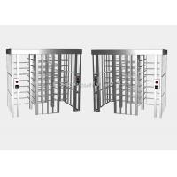 Buy cheap Double Lane Full Height Turnstiles Prevent Illegal Access Control Turnstar Gate from wholesalers