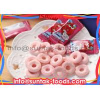 Wholesale Multi Color Healthy Low Carb Candy , Sugar Free Calorie Free Candy With Tea Polyphenols from china suppliers