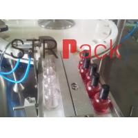 Wholesale Nail Polish Filling Machine with filling , loading brush and capping functions from china suppliers