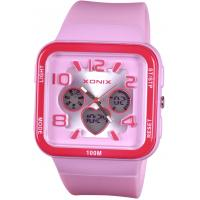 Wholesale Waterproof Gents Analog Digital Watches With Plastic Bezel And Chime from china suppliers