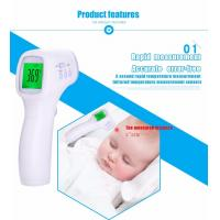 Wholesale Human Body Digital Lcd Infrared Thermometer / Non Contact IR Temperature Measurement Gun Meter from china suppliers