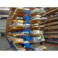 Wholesale 1000kg double side / single side Cantilever Racking Systems for Pipe / steel products from china suppliers