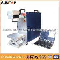 Wholesale Small portable laser marking machine for Jewelry inside and outside marking from china suppliers