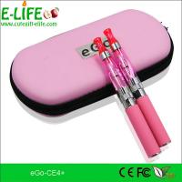 Wholesale Fashion e cigarette eGo ce4+ starter kits with heat from bottom colorful for choose from china suppliers