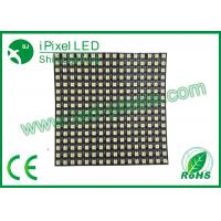 Wholesale SMD3535 DC5V SK6812 black PCB rgb LED module 64/256 LED matrix from china suppliers