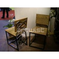 Wholesale Unique Distinctive Design Furniture - Artistic Green Chair from china suppliers