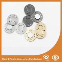 Buy cheap Fashion Garment Accessories lap Invisible Buttons , Eco Friendly Sewing Buttons from wholesalers