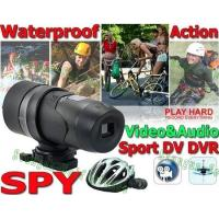 Wholesale 1.3MP Mini Helmet Outdoor Waterproof Sports Action Camera T-18 from china suppliers
