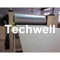 Wholesale Pattern Carved Depth 0.4 - 0.7mm MDF Panel Embossing Machine With Speed Frequency Control from china suppliers