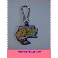 Wholesale water filled pvc keychain with your own logo from china suppliers
