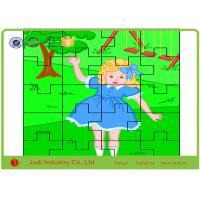 Wholesale Kids Education Dinosaur Jigsaw Puzzles , Item W141033 Childrens Jigsaw Puzzle from china suppliers