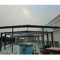 Wholesale Modern Light Steel Frame Building , Q235 / Q345 Rustproof Large Span Steel Structures from china suppliers