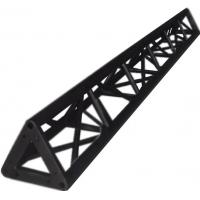 Wholesale Non Rust Aluminum Black TB300mm*300mm*3000mm Triangle Lighting Truss from china suppliers