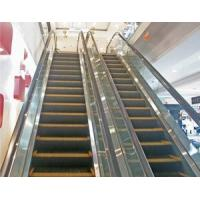 Wholesale F Green Tempered Staircase Railing Glass 6mm+1.14PVB+6mm For Shopping Mall Escalator from china suppliers