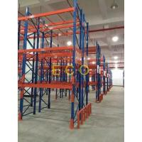 Wholesale Powder Coated Cold Rolled Steel Warehouse Storage Racks , Adjustable Pallet Storage Racks For Warehouse from china suppliers