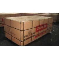 Wholesale KINGKONG BRAND FILM FACED PLYWOOD, 'MR' GLUE, POPLAR CORE, BLACK FILM or BLACK PRINTED FILM from china suppliers
