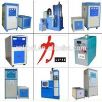 Surface hardening induction heat treating equipment