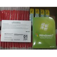 Wholesale SAMPLE FREE Windows 7 Home Premium OEM 32 Bit / 64 Bit RetialBox And OEM Softwares from china suppliers