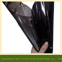 Wholesale New arrival automotive colore changing film shinning window fim for car from china suppliers