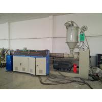 Wholesale PE Large Caliber Plastic Pipe Production Line , Buried PE Water Supply Pipe Machinery from china suppliers
