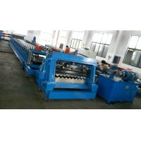 Wholesale Hydraulic Roofing Sheet Forming Machine , Roll Forming Machinery from china suppliers