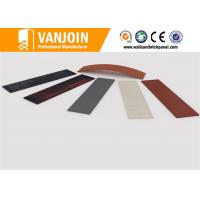 Buy cheap High Safety Recyclable Flexible Wall Tiles 3Mm Fireproof Thin 240 x 60mm from wholesalers