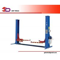 Wholesale Two Post Hydraulic Car Lift, Four Cylinder Structure Automotive Car Lifts with Bottom Bar from china suppliers
