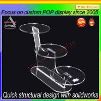 Wholesale New Design Creative Acrylic Shoe Display Stand from china suppliers