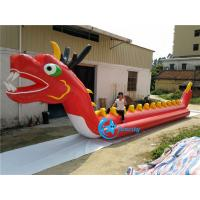 Wholesale 12.5mL*1.6mW inflatable dragon /Chinese Dragon  for beach use from china suppliers