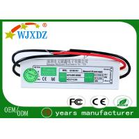 Wholesale 10W 12V Compact Size Waterproof LED Power Supply Stage Short Circuit Protection from china suppliers