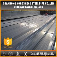 Wholesale q195 pre galvanized square steel tube from china suppliers