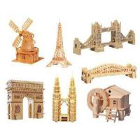 Wholesale Kids 3D Wooden Puzzle from china suppliers