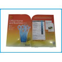 Wholesale 100% original microsoft office home and business 2010 product key Sticker label from china suppliers