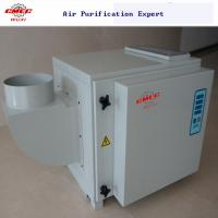 Buy cheap Ionizer Air Purifier Industrial Air Purification Eliminate Fume Aerosol Spray from wholesalers